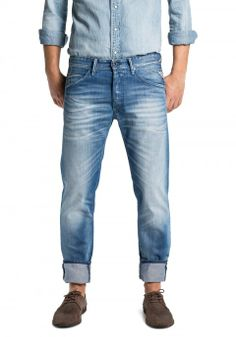 ZONMAN 630 344 - Carrot Fit Colore 009. MA941 .000.630 344 .009 | Jeans | Man | SS14 | Replay | REPLAY - Official Online Shop
