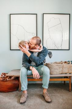 Read about Sara and Billy Jack Brawner's heartbreaking and inspiring journey to parenthood on Mother, in partnership with Old Navy. Photo by Tarin Frantz.