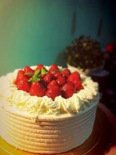 小神廚之天使~日劇裡的草莓鮮奶油蛋糕 - 【 Pachelbel〃 】 - 無名小站