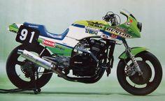 Kawasaki GPz 750 Suzuka Endurance Racer
