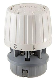 Danfoss 013G8250 Built-In Direct Head And Sensor Thermostatic Radiator Valve