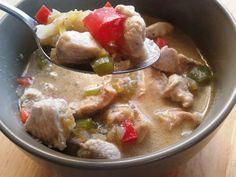 Creamy Chicken Chili | PaleOMG - Paleo Recipe