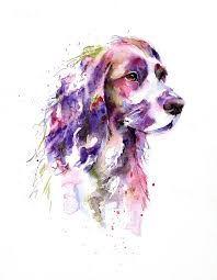 Resultado de imagem para watercolour animal artists