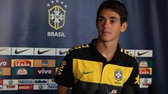 Oscar, seleção brasileira, Brasil, Brazil, futebol, soccer, jogador
