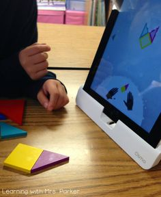 Learning With Mrs. Parker: Discover how you can use Osmo in your early childhood classrooms