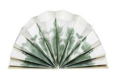 Plissè A4 / Dokumentenmappe - 35 x 23 cm | Hay | Dokumentenmappe
