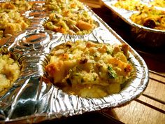 The Daily Dietribe: Sweet And Savory Thanksgiving Stuffing