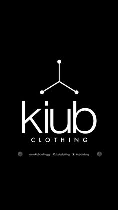 kiub clothing logo