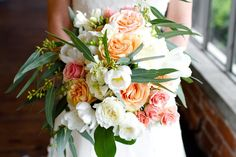 Bridal Bouquet | Stephanie and Chad | It Takes Two Events