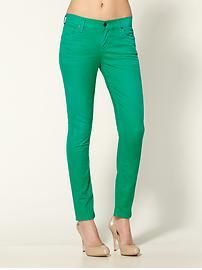 on my list-green jeans