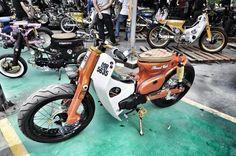 Art of Speed #AOS Street Cub Custom Cub Honda Cub