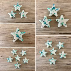 Soy Wax Melt Stars Fairy Dust Scent Soy Scented by Halliescents
