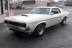 School: 1969 Mercury Cougar 428