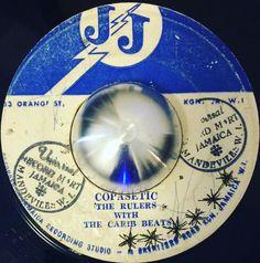 #TheRulers with #TheCaribBeats - #Copasetic flipped with Too Late. #jjrecords #jamaica #jamaicanska #jamaicanoldies #ska #ska45 #ska7s #madeinjamaica #reggaecollector #45rpm #seveninchvinyl #vinyligclub #vinylcommunity #rekkids #catchthisbeatsydney #InnerwestReggaeDiscoMachine #fromtheplaybox by riksonic