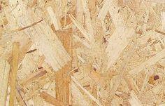 OSB three board.., internal textural wall finish idea...