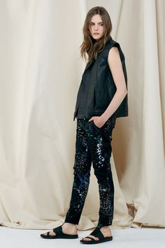 Tibi Resort 2014 Collection Slideshow on Style.com