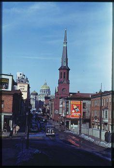 Harrisburg Pennsylvania in 1941