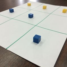 Fun and easy strategy game for your students! I use this game as an option for my middle school math students who finish early with their work!