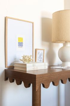 Architectural Digest, Plywood Headboard, Recessed Shelves, Destin Hotels, Striped Chair, Juan Les Pins, Be Light, Wooden Side Table, Side Tables