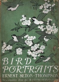 This Bird Portrait book from 1901 would be killer to find...