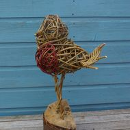 by Twigtwisters willow sculpture on Folksy £20