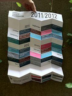 University of Toronto Architecture lecture series poster, Catalog Tree