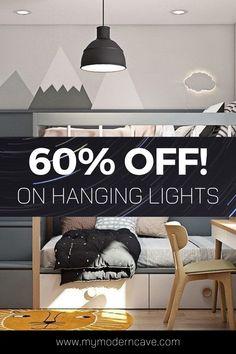 Enjoy Up To 70% off storewide! Click the pin to visit the store Basement Lighting, Closet Lighting, Exterior Lighting, Living Room Lighting, Neon Lighting, Home Decor Lights, Farmhouse Lighting, Pretty Lights, Hanging Lights