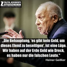 HEINER GEISSLER, Germany