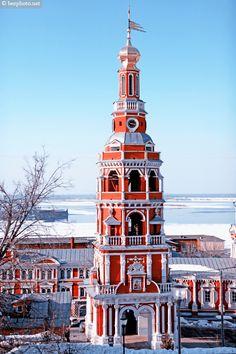 рождественская строгановская церковь нижний новгород