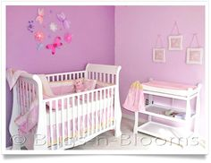 Nursery Themes For Girls   Decorating Ideas   Nursery Decorating Ideas   Girls Bedroom   Decorate ...