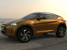 SALÃO DO AUTOMÓVEL: Nissan apresente o Xtrem, que pode ser a base de um novo crossover