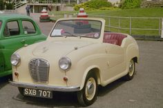 Austin A30 - another childhood car