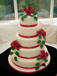 tortas de 15 verdes