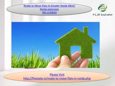 Ready to move flats 9811220650 in greater noida west and noida extension by Rajesh Kumar via slideshare