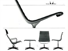 ALUMINUM GROUP ADVERTISEMENT by Charles & Ray Eames x Herman Miller