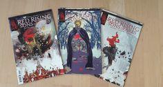 Die Comics zu meiner geliebten Red Rising Reihe. Aber können sie mich ebenso vom Hocker hauen?