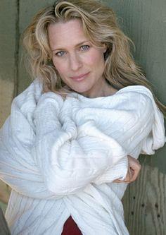 Robin Wright.... I really like her