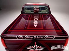 Check out his 2000 Chevrolet Silverado here! 2000 Chevy Silverado, Big Wheel, City State, Gmc Trucks, Paint Schemes, Lowrider, Rear View Mirror, Custom Cars, Sierra 1500