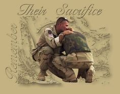 Praying for our men and women in all branches of the military.  Thank you for all you do.