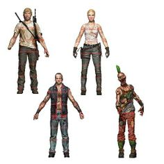 Lindsey's Toy Room - The Walking Dead Comic Series 3 Action Figure Set of 4, $54.99 (http://www.lindseystoyroom.com/the-walking-dead-comic-series-3-action-figure-set-of-4/)