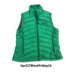 BLACK FRIDAY SNEAK PEEK  Patagonia vest size medium $40  Get...