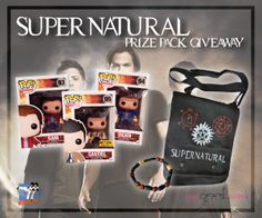 supernatural giveaway