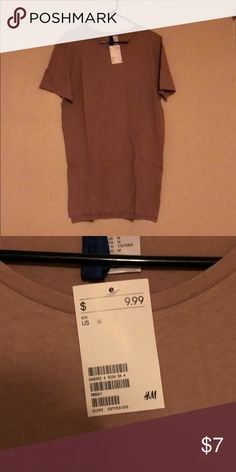 f58dbfc838 Men s casual Tee Soft material - never been worn. Still in the packaging.  H M. Poshmark