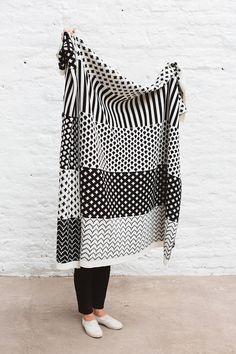 Knitted Wool Blanket Knit Wool Blanket Oversized Blanket