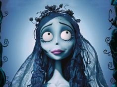 How to do 'Corpse Bride'-inspired Halloween makeup to satisfy your Tim Burton obsession
