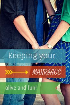 Keeping Your Marriage Alive and FUN! #humor #marriage