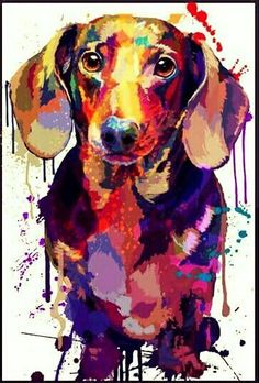 Discover recipes, home ideas, style inspiration and other ideas to try. Dachshund Art, Dachshund Puppies, Weenie Dogs, Daschund, Dachshunds, Dachshund Drawing, Dachshund Tattoo, Dachshund Clothes, Dapple Dachshund
