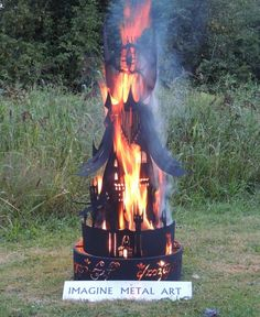 The Fire Pit Of Barad-dûr