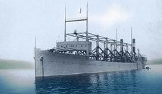USS Cyclops, a huge carrier ship, dissapeard in jan. 1918. Nothing was ever heard from it or it's crew.Untill  this day, this has remained as the greatest mystery of the ocean, and strangely, the ship was right in the middle of Bermuda Triangle.