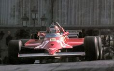 Gilles Villeneuve 1982